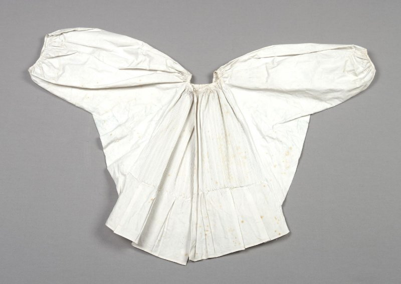 Blouse from child's Swiss costume