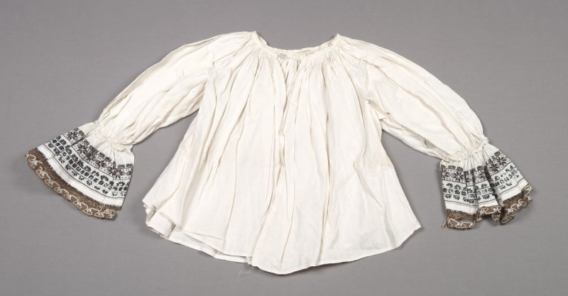 Blouse from Woman's peasant ensemble