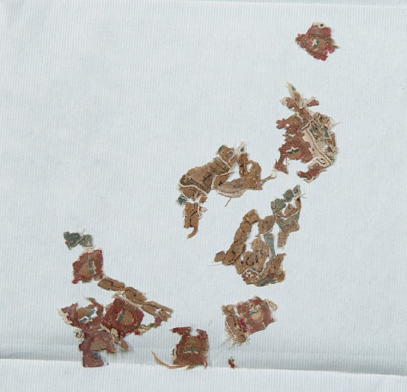 Coptic Fragments, probably from a garments