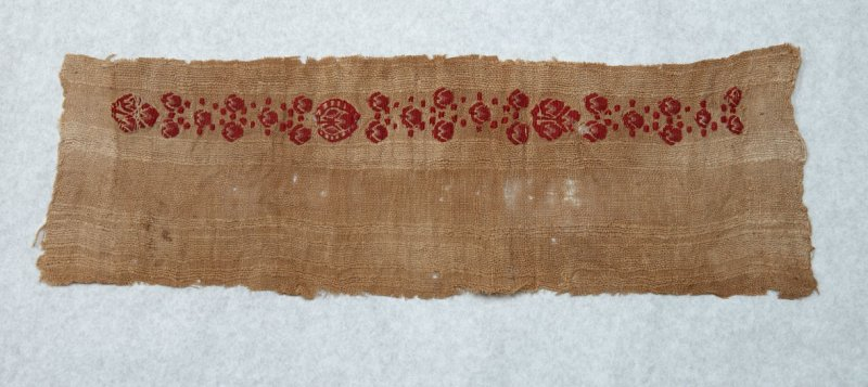 Fragment, probably from a garment(orig. 53966.4)