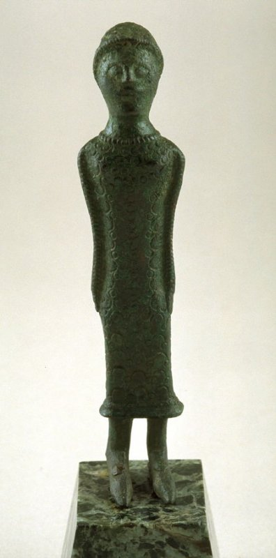 Figurine of a Standing Woman