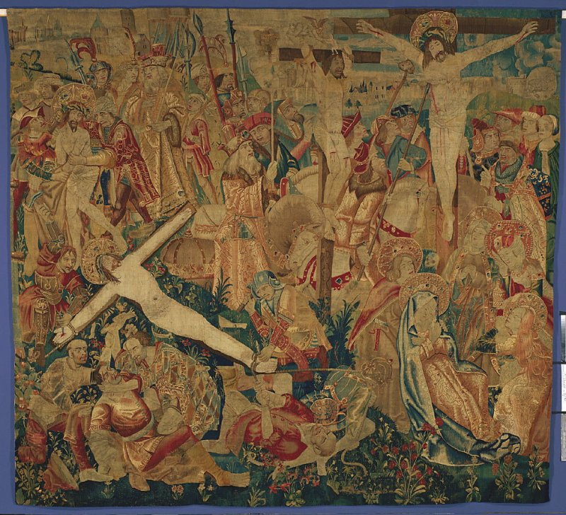 The Crucifixion (from the The Passion of Christ series)