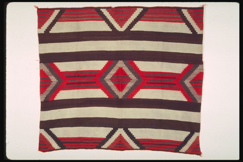 Rug (chief's blanket style)