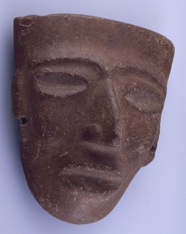 Mask with stand