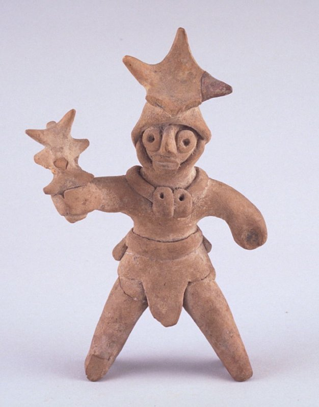 Dancer or musician figure