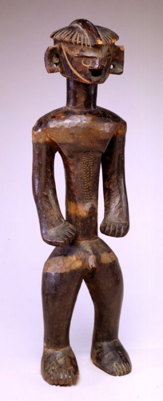 Standing Male Figure