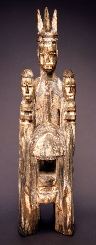 Communal Shrine Figure (Ivri)