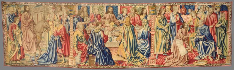 Scenes from the Life of Christ, from The Life of Christ and Virgin series