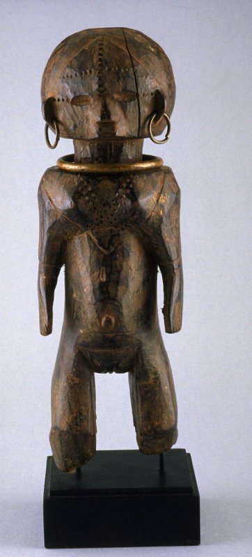 Standing Female Figure