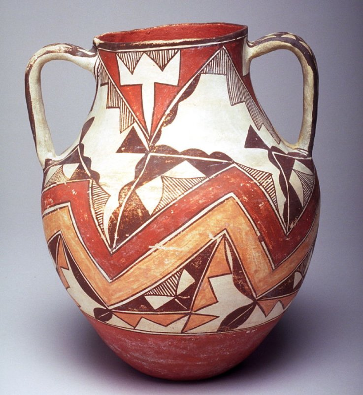 Two handled olla