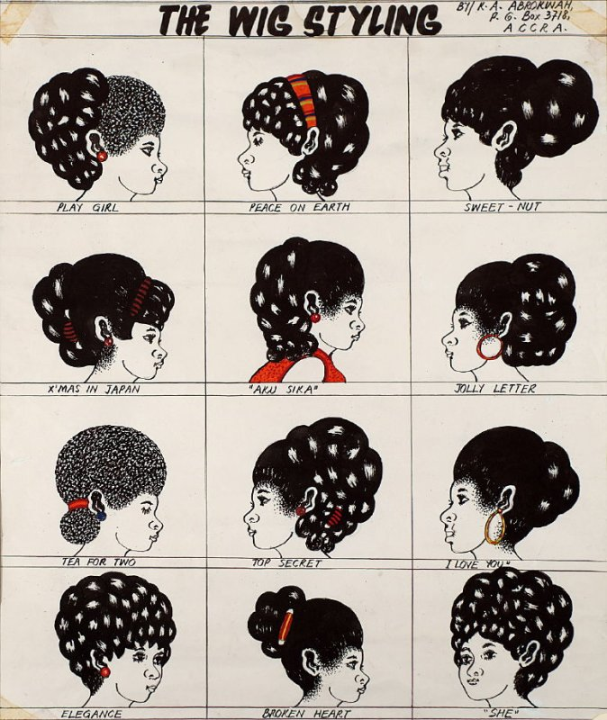Barber Board: The Wig Styling
