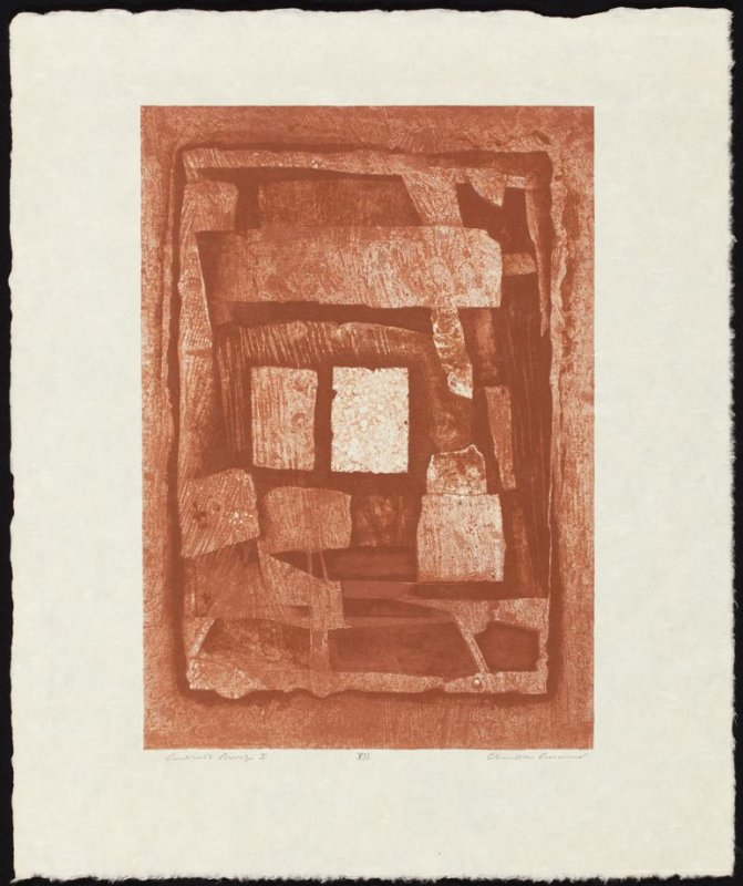 Untitled, plate 7 from the portfolioTablets