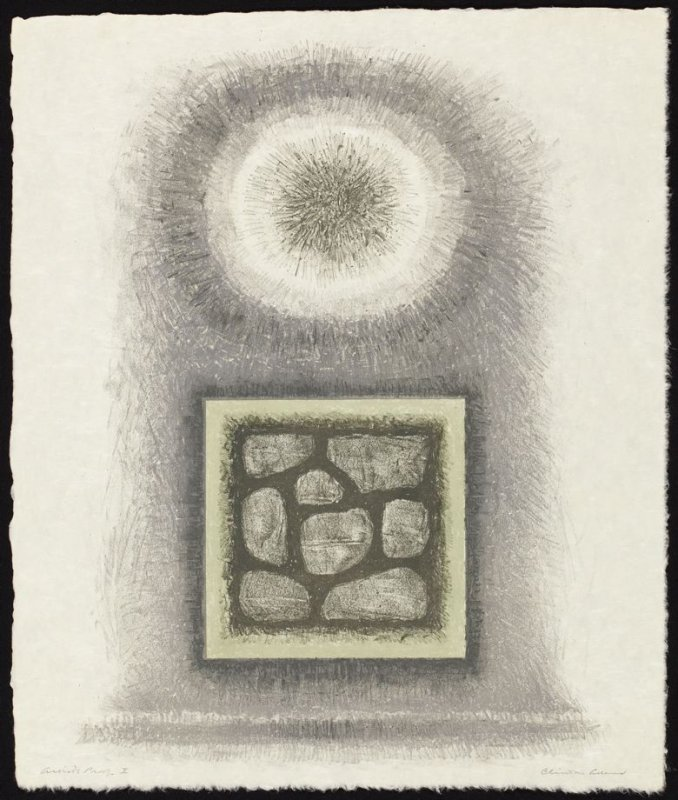 Untitled, an additional unnumbered plate from theportfolioTablets
