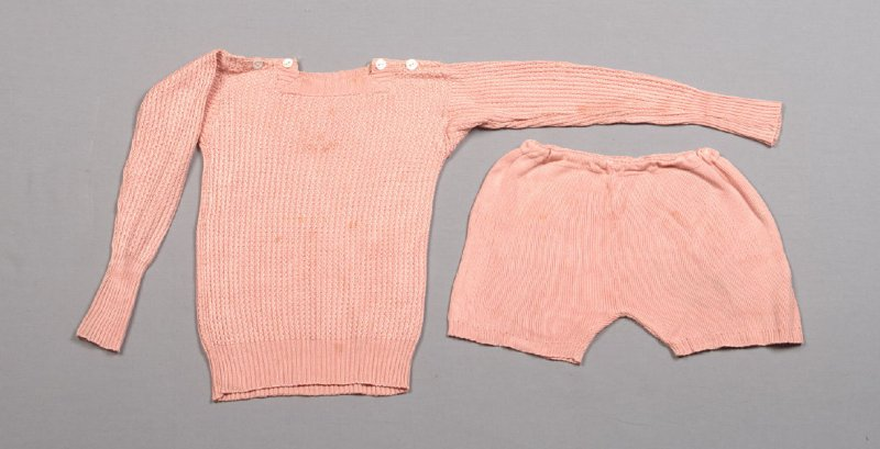 Boy's Ensemble (Shorts and Sweater)