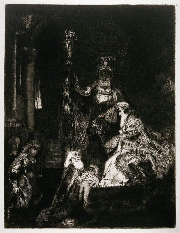The presentation in the Temple (Copy)