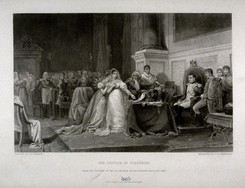 The Divorce of Josephine