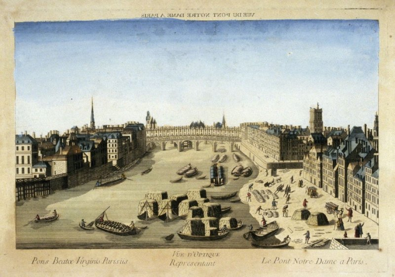 (One from a Series of 56 Prints): Vue D'Optique
