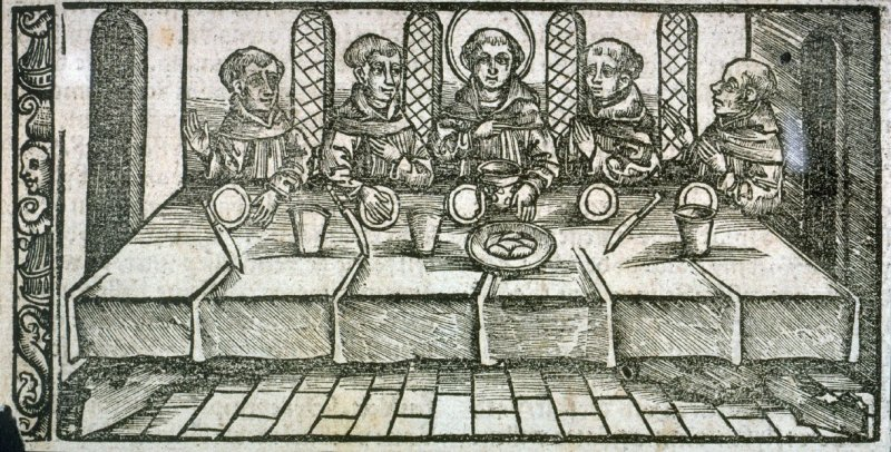 Blessing at Table