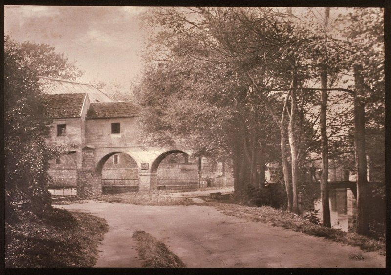 Unidentified House in the Country