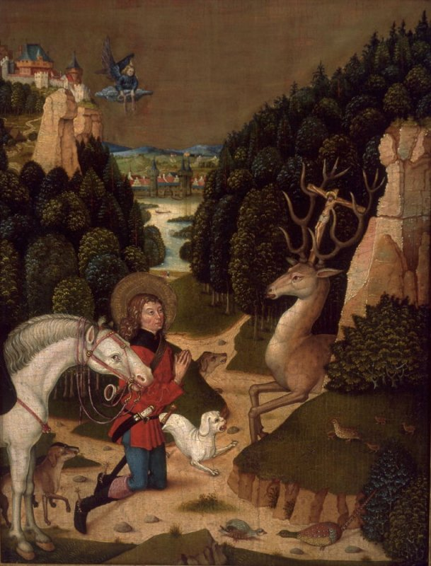 The Vision of St. Eustace
