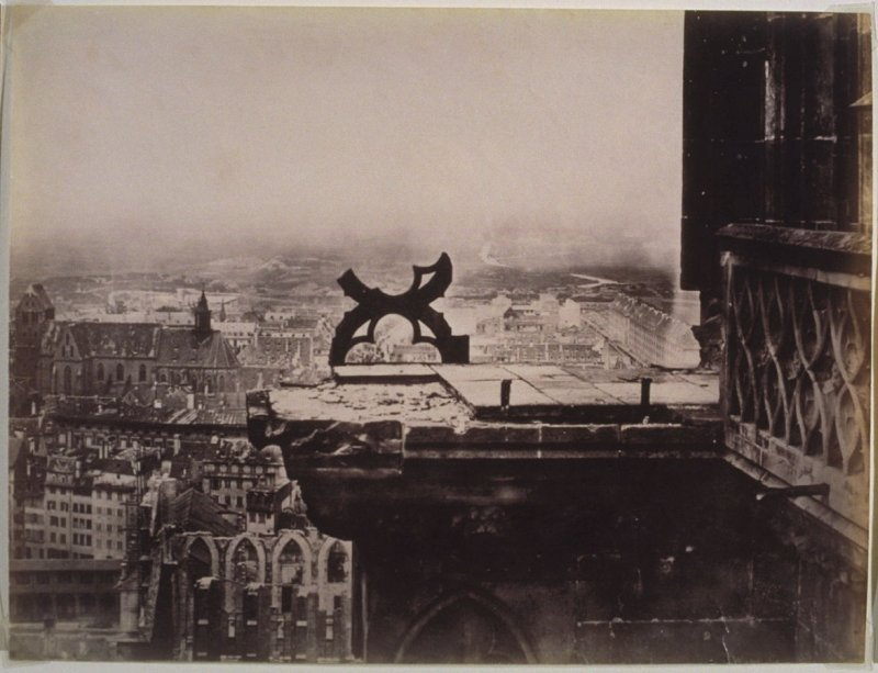 Untitled (Strasbourg from Cathedral Roof)