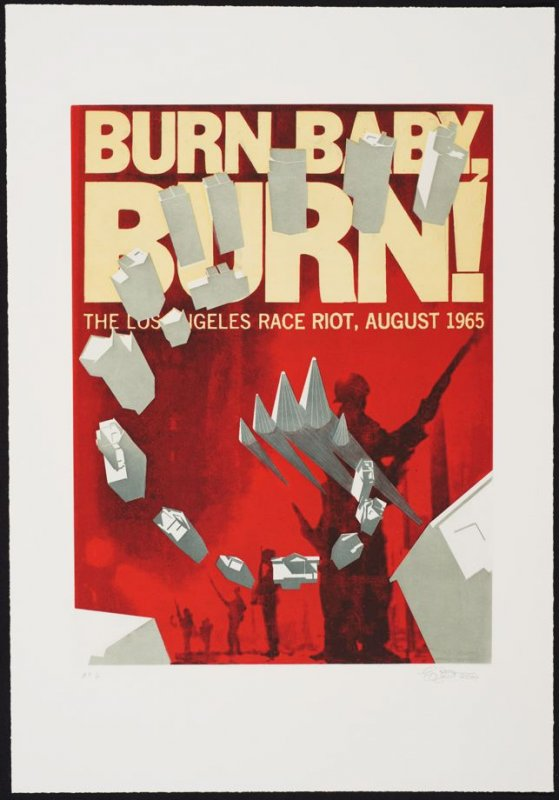Beyond the Great Eclipse: Burn Baby Burn