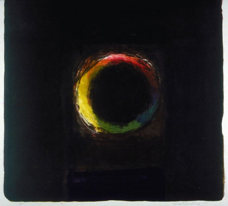 An Eclipse of the Color Wheel