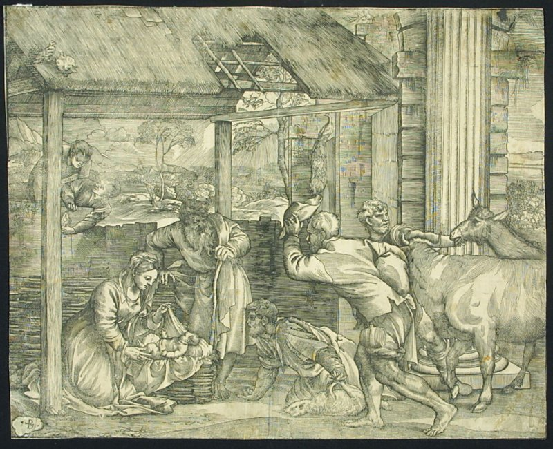 Untitled ( Nativity Scene)