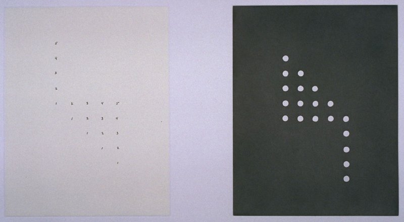 Five and Fifth,pl. 2, from the portfolio, QED