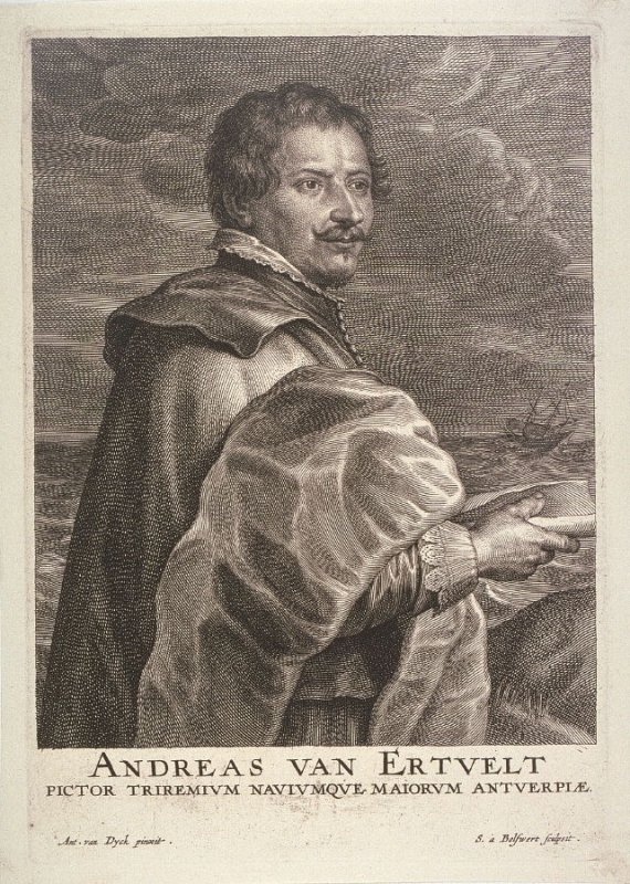 André van Eertvelt, from The Iconography