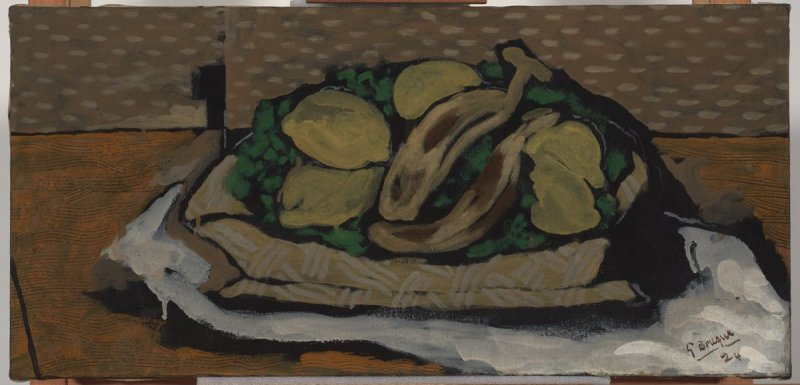 Still Life with Bananas (Nature morte aux bananes)