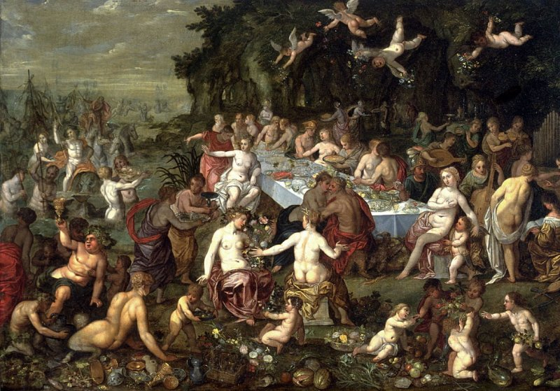 Feast of the Gods