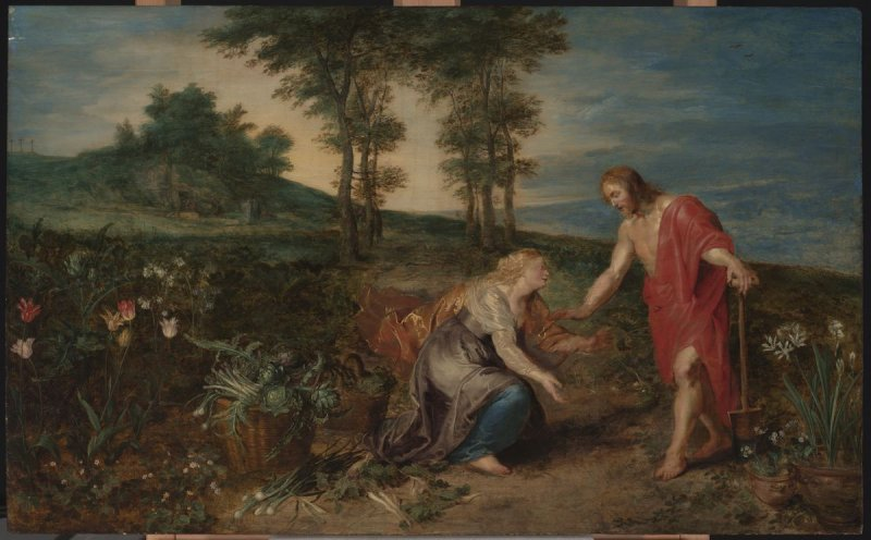 Christ Appearing to Mary Magdalene (Noli Me Tangere)