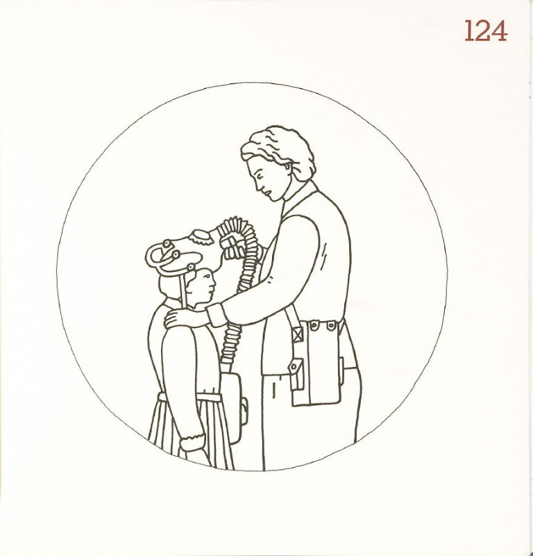Untitled (Woman and Child), page 124 in Another Name / General Instruction