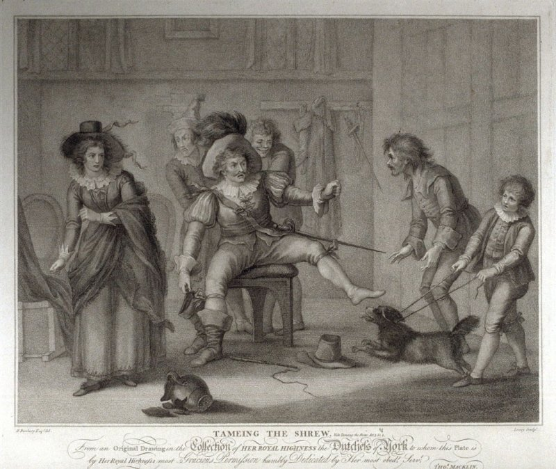 Taming The Shrew - Shakespeare - Taming of the Shrew - Act III, Scene 2