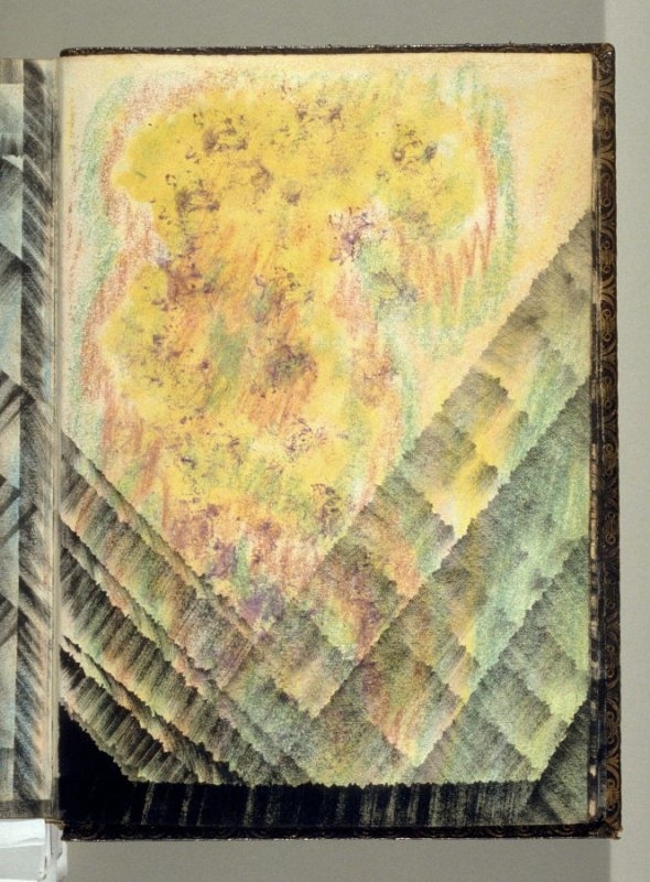 Page (9) from the book, Flights of Fancy or Imaginary Scraps