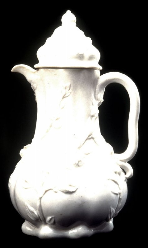 Coffeepot and Cover