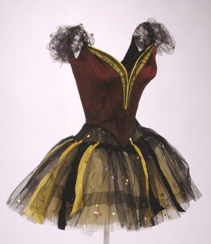 "Ballet Costume from the film ""Hans Christian Anderson"""