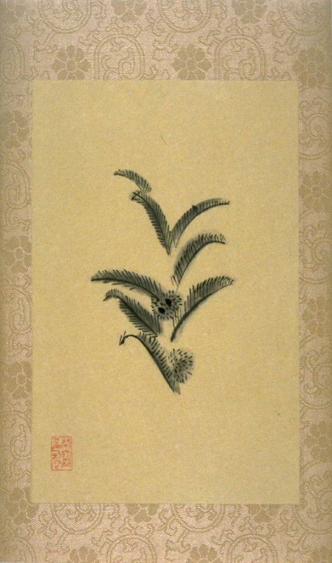 Untitled (plant form)