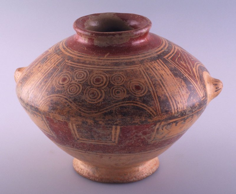 Turtle effigy bowl