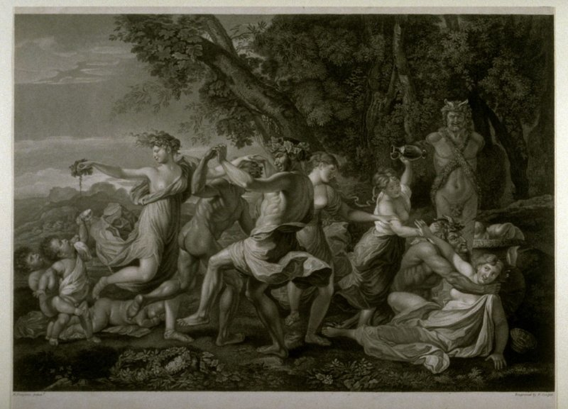 Untitled (Satyrs and Maenads)