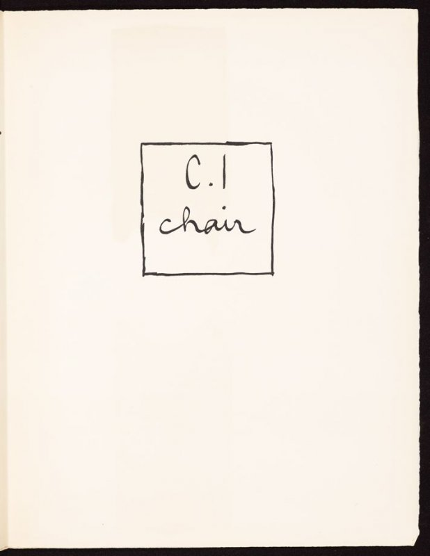 Untitled, pg. 71, in the book Le Poéme de l'angle droit by Edmond Jeanneret (Le Corbusier) (Paris: Tériade Éditeur, 1955)