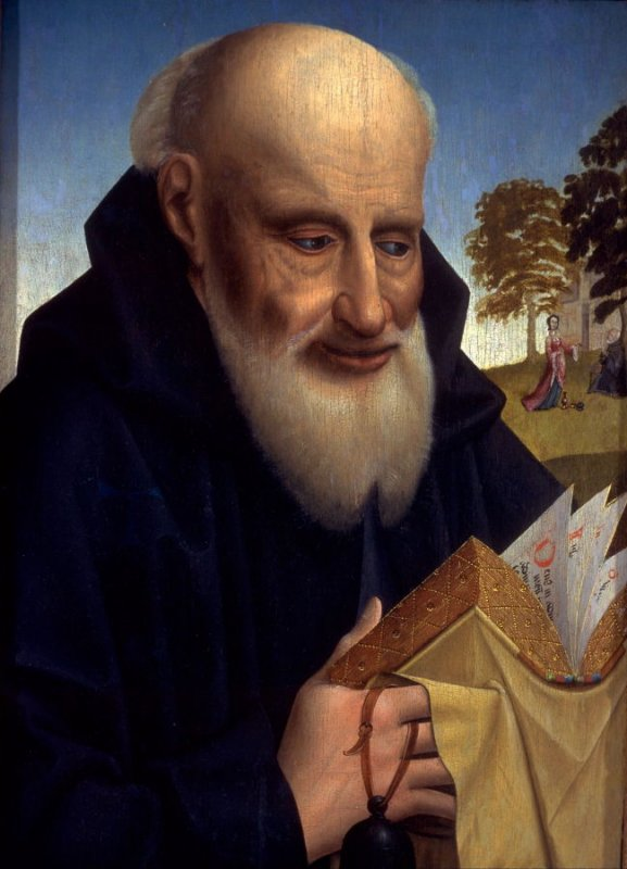 Saint Anthony the Hermit