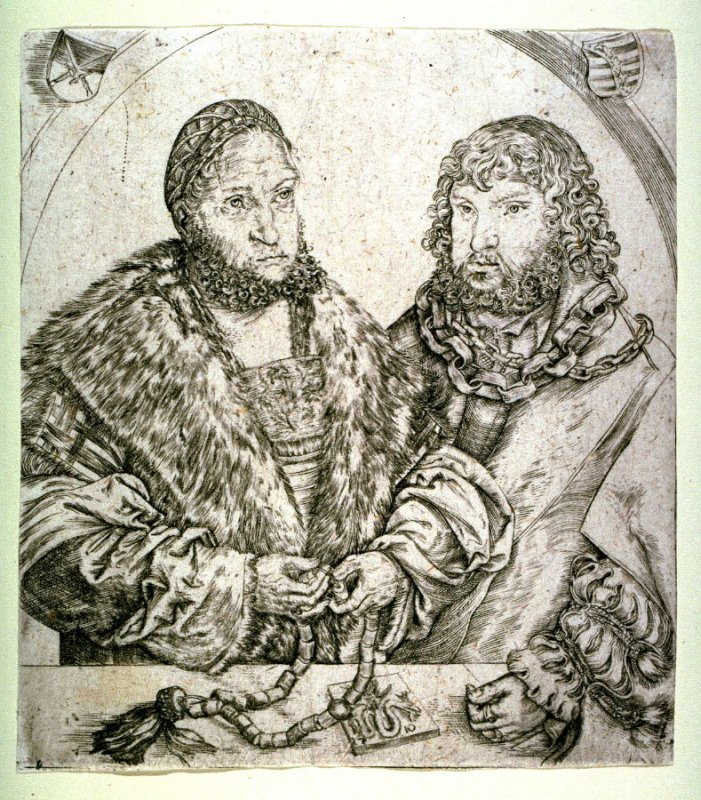 Frederick the Wise and John the Constant of Saxony