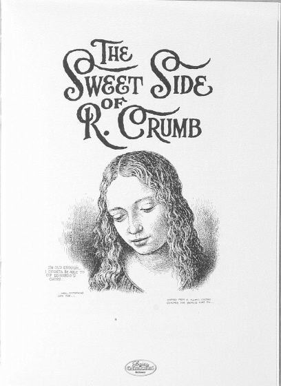 Illustration 3 in the book The Sweet Side of R. Crumb