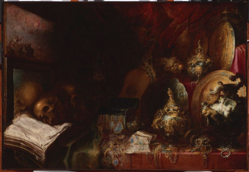 Vanitas (Disenchantment of the World)