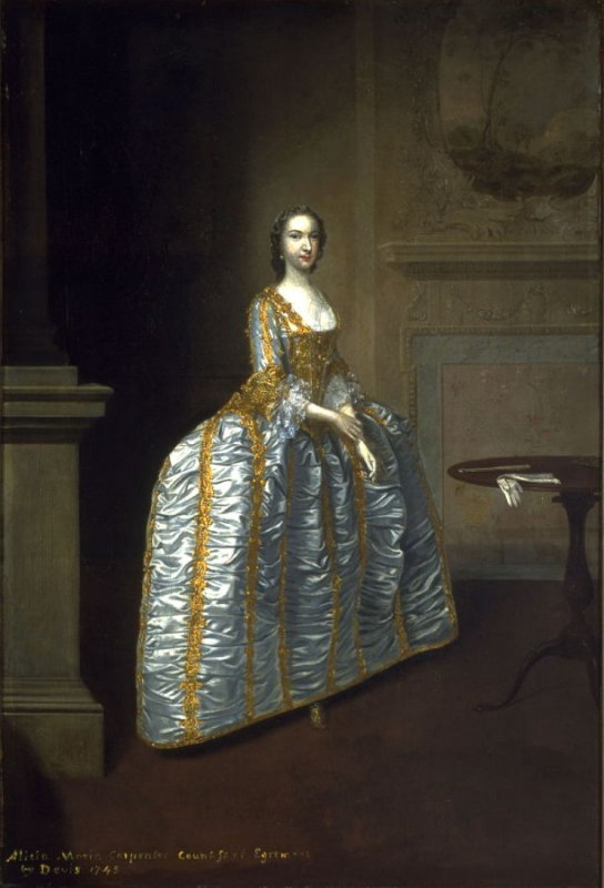 Alicia Maria Carpenter, Countess of Egremont