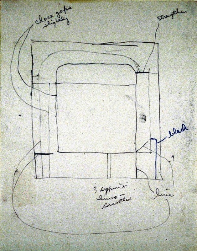 Drawing for Blue Surround