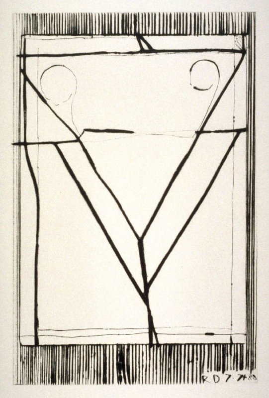 Working proof for Untitled, 1980