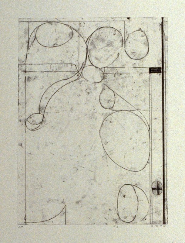 #3, pl. 3, from portfolio Six Softground Etchings